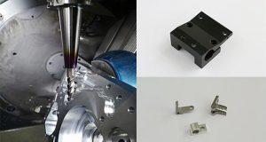 CNC Fräsen - Beispiele