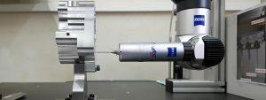 CNC Fräsen - Scanner